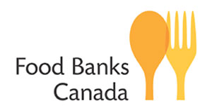 Proud supporter of the Food Banks of Canada