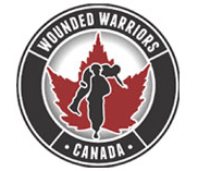 Proud supporter of the Wounded Warriors Canada